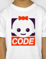CODE Baby bow